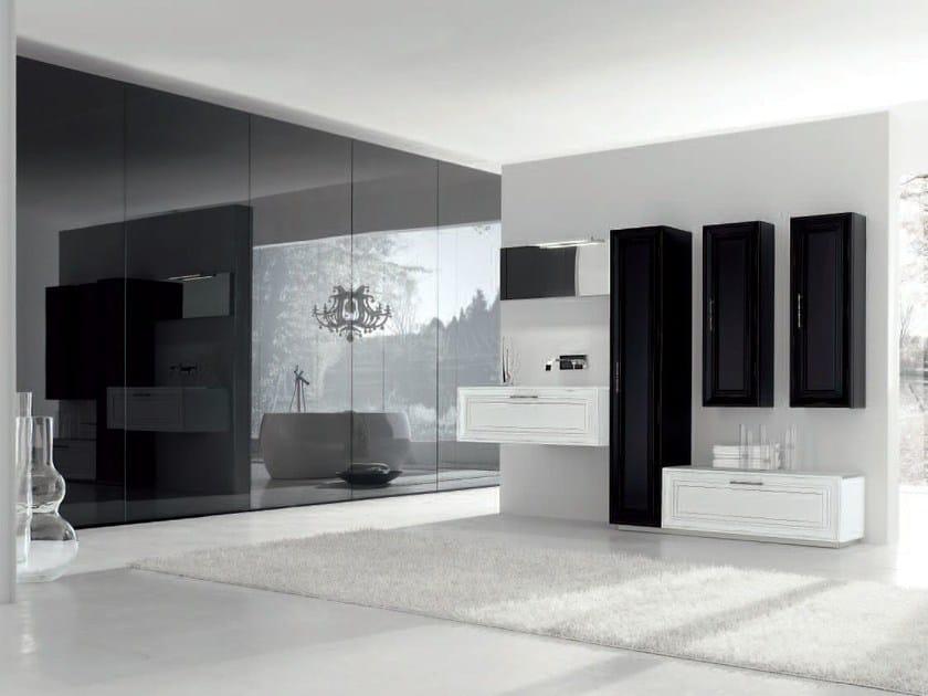 Bathroom cabinet / vanity unit NEW STYLE - COMPOSITION 5 - Arcom