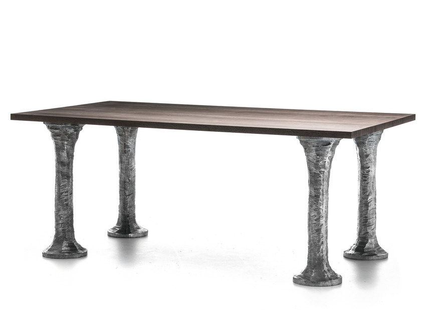 Rectangular wooden table NEXT 134 - Gervasoni
