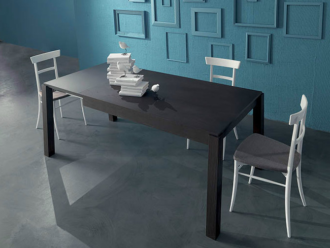 Extending rectangular table NEXUS - Fimar