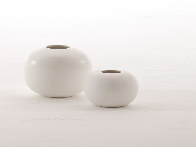 Ceramic vase NIDO by Tonin Casa