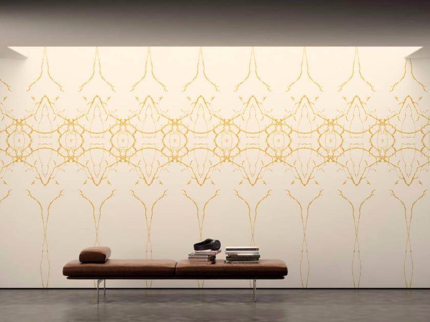 Motif washable vinyl wallpaper NINAH - GLAMORA