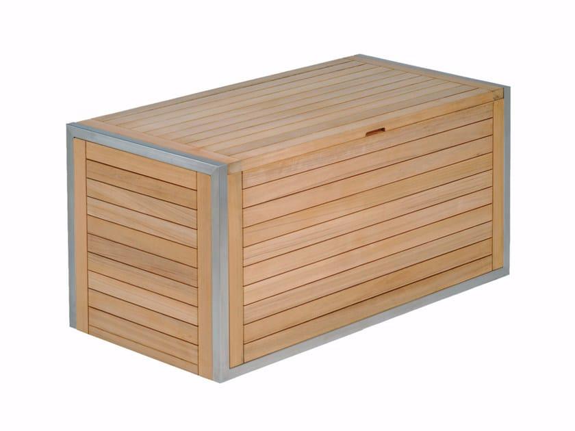Teak garden cabinet NINIX | Garden cabinet - ROYAL BOTANIA