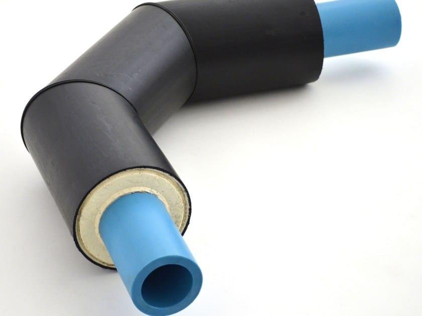 Tubazione e pezzi speciali per rete idrica NIRON PREISOLATO - NUPI Industrie Italiane