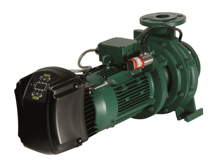 Enbloc centrifugal pumps with inverter NKM-GE WITH MCE/P-MCE/C - Dab Pumps