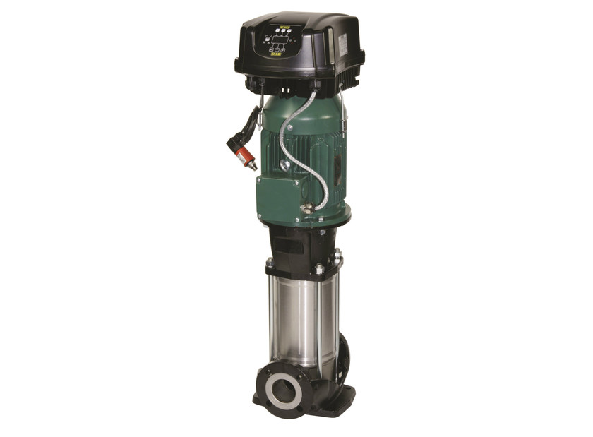 Multistage centrifugal pump with vertical axis NKVE - Dab Pumps