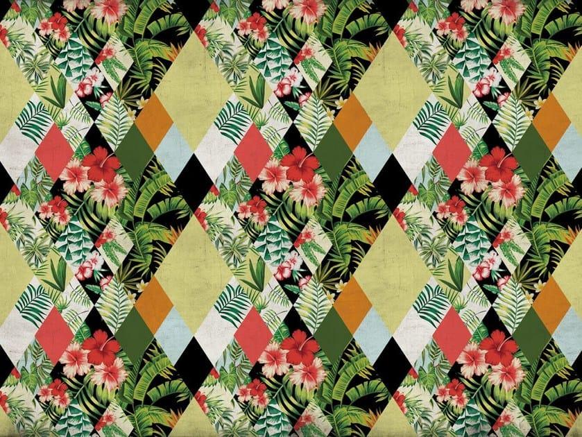 Fiberglass textile wallpaper NO-11 by MOMENTI