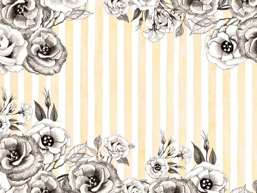 Fiberglass textile wallpaper NO-13 by MOMENTI