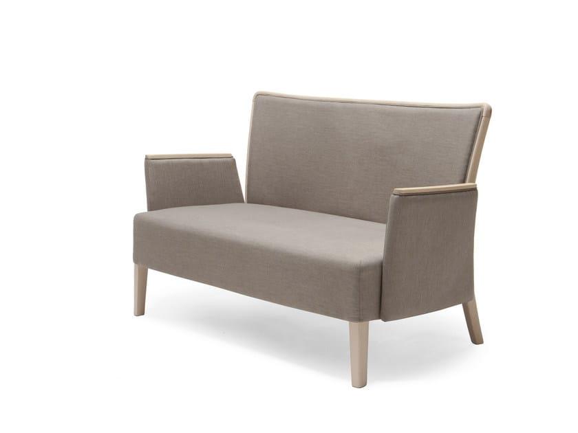 Fabric small sofa NOB 239 by Origins 1971