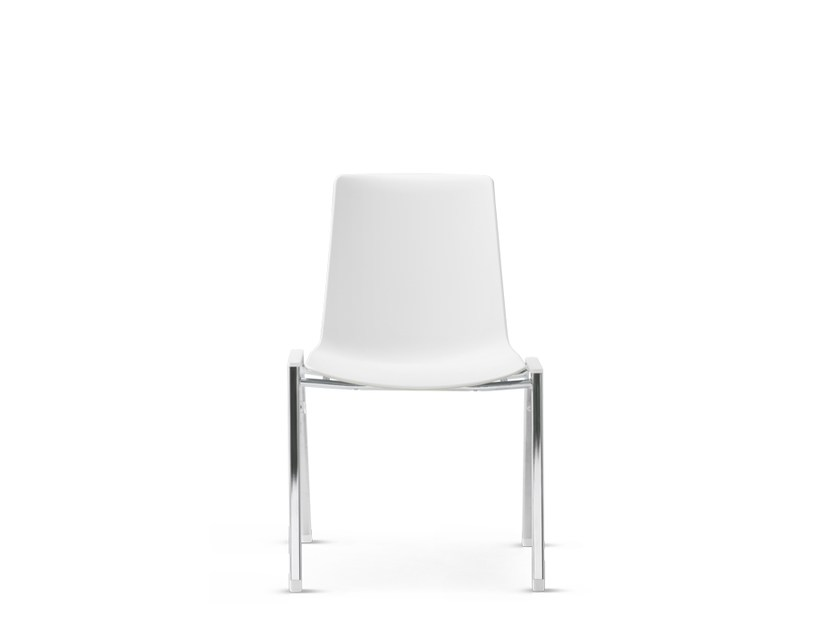 Stackable chair NOOI | Polypropylene chair - Wiesner-Hager