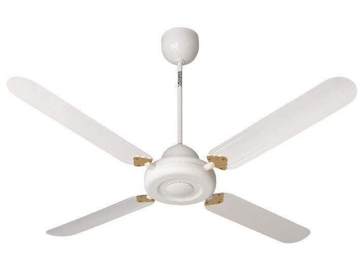 Ceiling fan NORDIK DECOR 1S 140 S.GR.COM. P/L - Vortice Elettrosociali