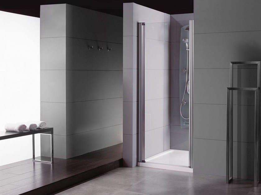 Glass shower cabin NOVA 2 - Systempool