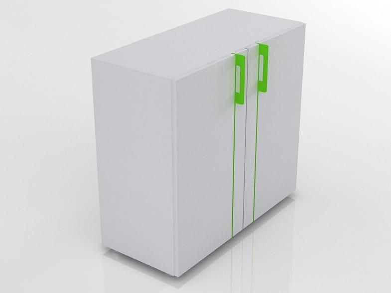 Modular office storage unit NOVA LINE | Office storage unit by NARBUTAS
