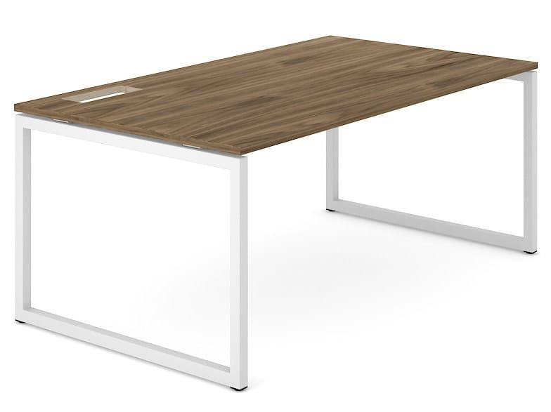 Sectional executive desk NOVA | Executive desk by NARBUTAS