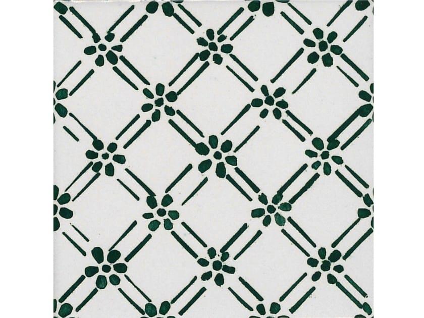 Quarry wall/floor tiles NOVECENTO NC28 by Made a Mano
