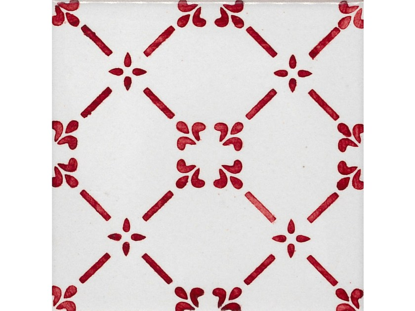 Quarry wall/floor tiles NOVECENTO NC8 by Made a Mano