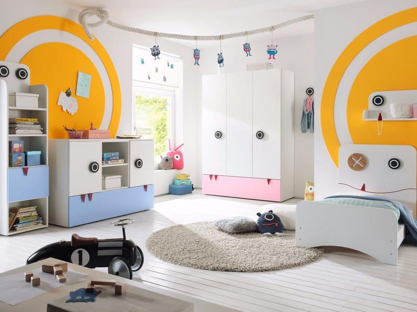 Bedroom set for boys NOW! MINIMO | Bedroom set for boys - Hülsta-Werke Hüls