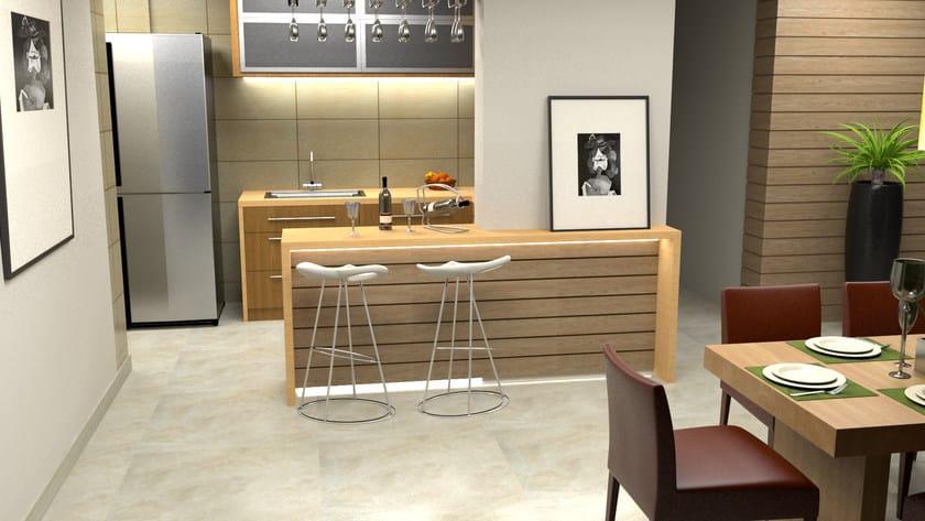 Illuminazione per mobili in metallo ns30 normasym intl for Mobili in metallo