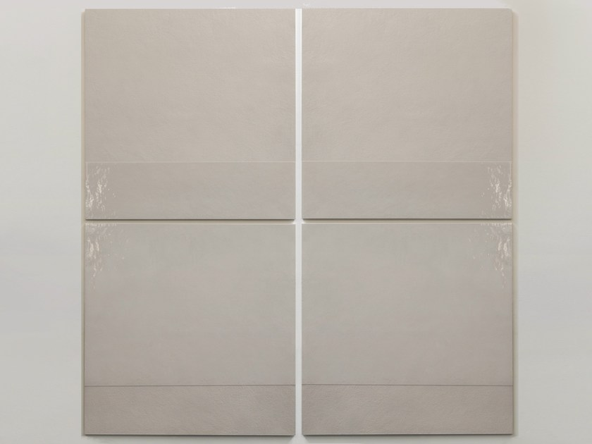 Glazed stoneware wall/floor tiles NUMI HORIZON - MUTINA