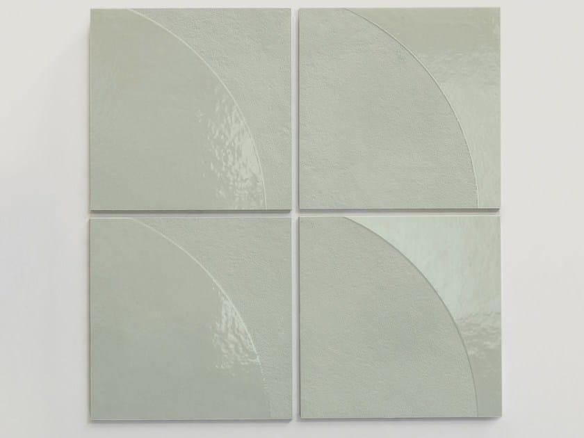 Glazed stoneware wall/floor tiles NUMI MOON - MUTINA