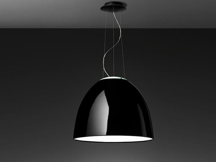 Direct light pendant lamp NUR GLOSS | Pendant lamp - Artemide