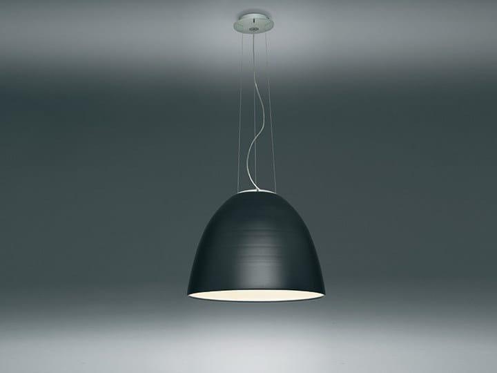 Direct light pendant lamp NUR MINI | Pendant lamp - Artemide