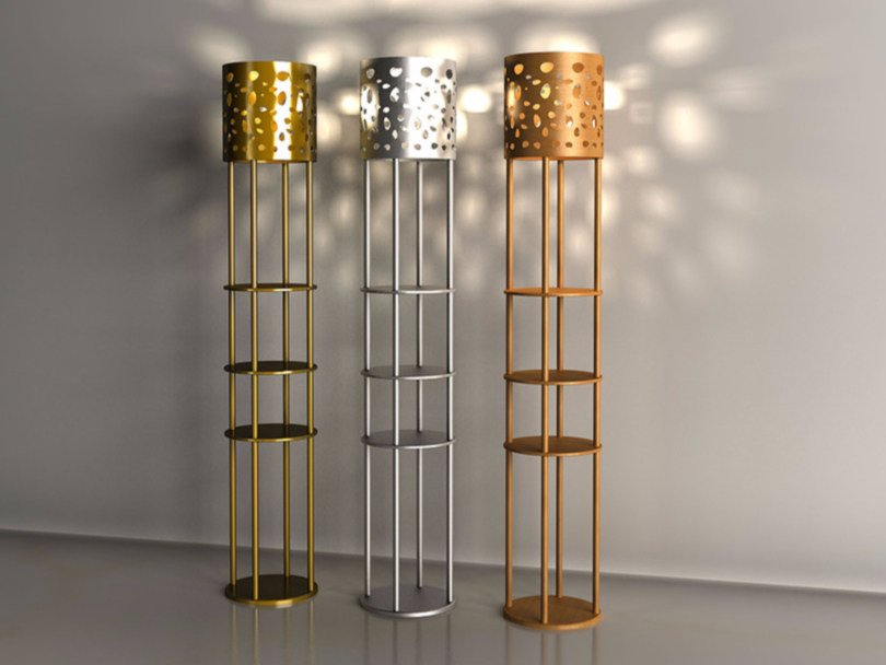 LED floor lamp NYC D 300PA | Floor lamp - Neonny