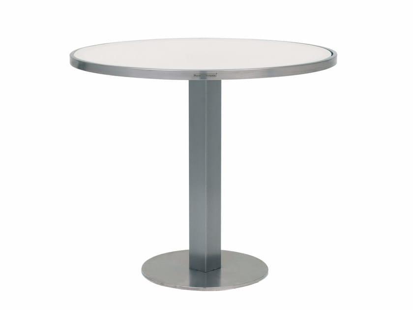 Round garden table O-ZON | Table by ROYAL BOTANIA