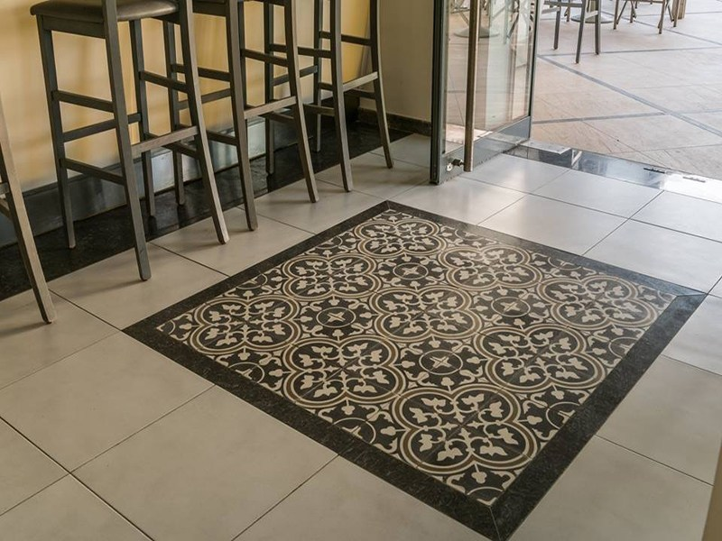 Indoor/outdoor cement wall/floor tiles ODYSSEAS 312 - TsourlakisTiles