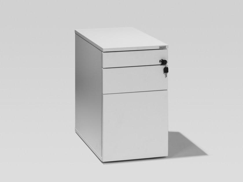 Office drawer unit with lock PEDESTALS | Office drawer unit by BALMA