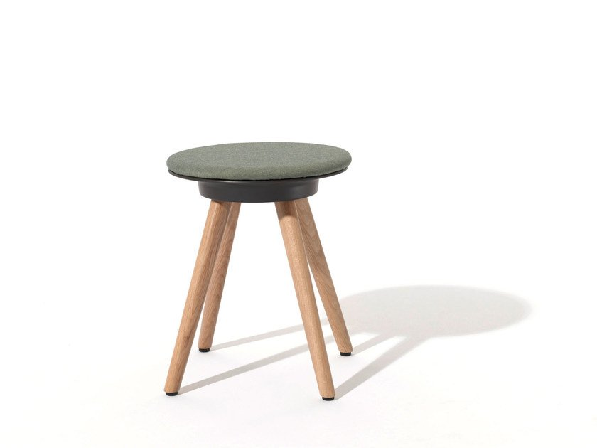 Office stool TIMBA STOOL by BENE