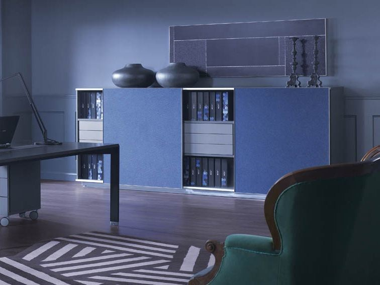 Libreria ufficio modulare MIXT | Libreria ufficio modulare - BALMA
