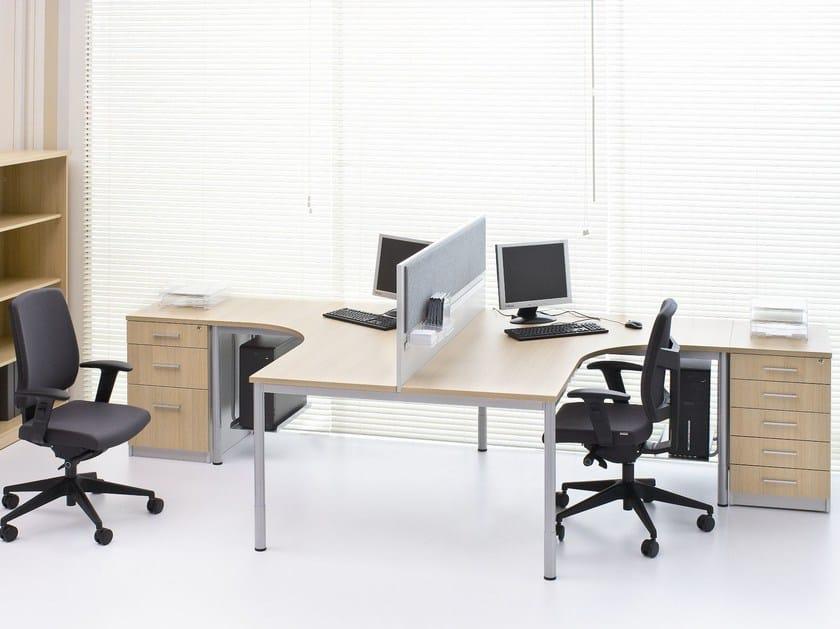Postazione di lavoro multipla G4 | Postazione di lavoro by BALMA