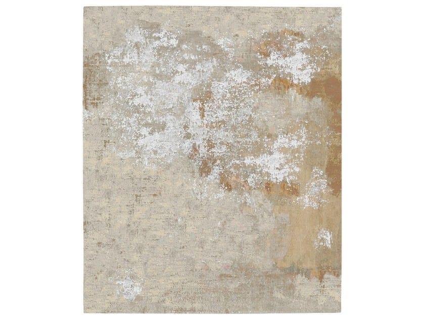 Handmade rug OJABY DIAMOND DUST - HENZEL STUDIO