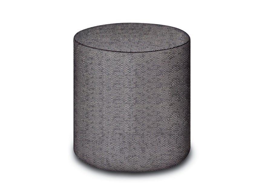 Pouf cilindro in tessuto OLIVET | Pouf - MissoniHome