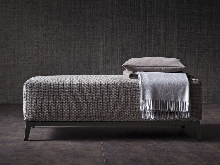 Upholstered bench OLIVIER | Bench by Flou