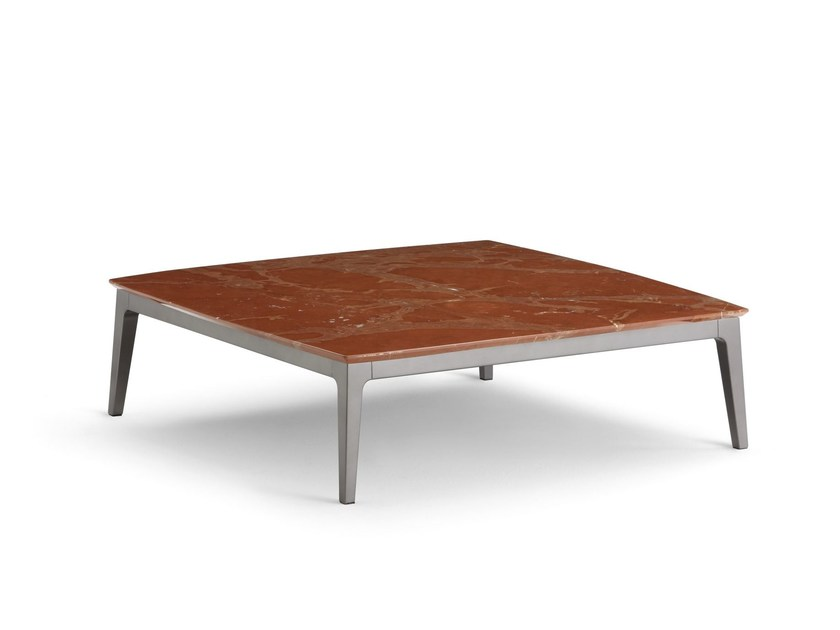 Low coffee table for living room OLIVIER | Coffee table for living room by Flou