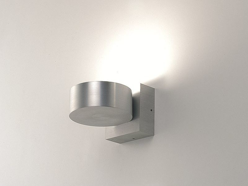 Halogen aluminium Wall Lamp OMEGA 1 - BEL-LIGHTING