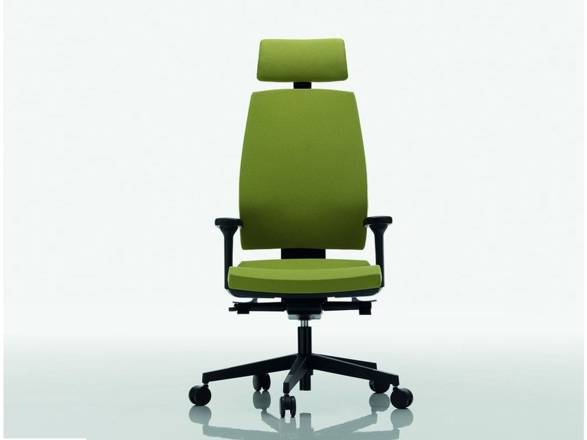 Task chair with 5-Spoke base OMNIA | Task chair - Quadrifoglio Sistemi d'Arredo