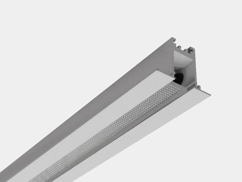 Aluminium Linear lighting profile for LED modules OPEN by ES-SYSTEM