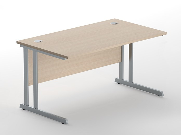 Sectional workstation desk OPTIMA C by NARBUTAS