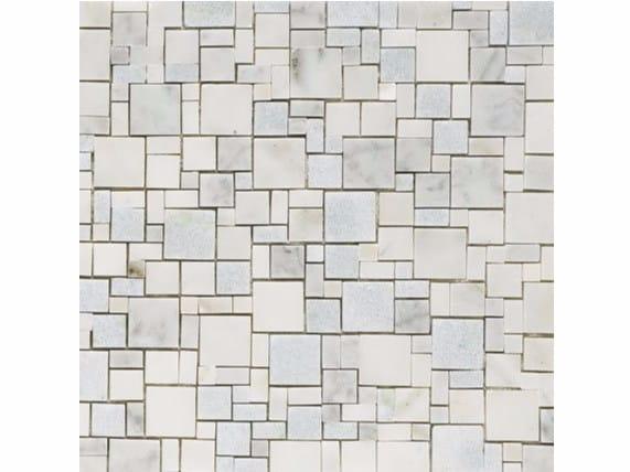 Marble mosaic OPUS AZZURRO - FRIUL MOSAIC