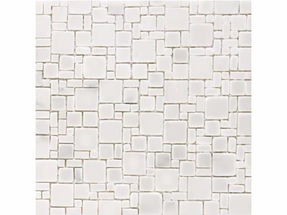 Marble mosaic OPUS CALACATTA - FRIUL MOSAIC