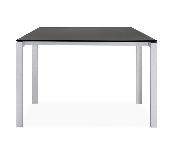 Square garden table OPUS   Square table by Papatya