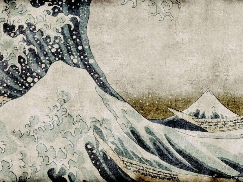 Fiberglass textile wallpaper ORI-06 by MOMENTI