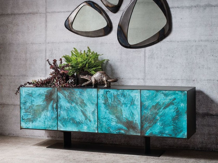 Sideboard with doors ORION by ELITE TO BE