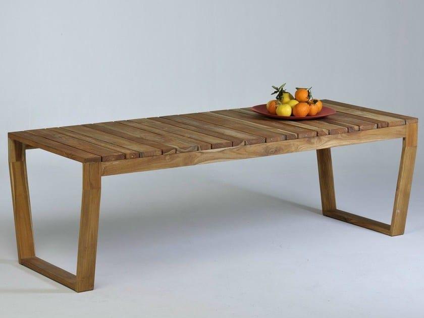 oscar | gartentisch kollektion lg by lgtek outdoor design michele, Möbel