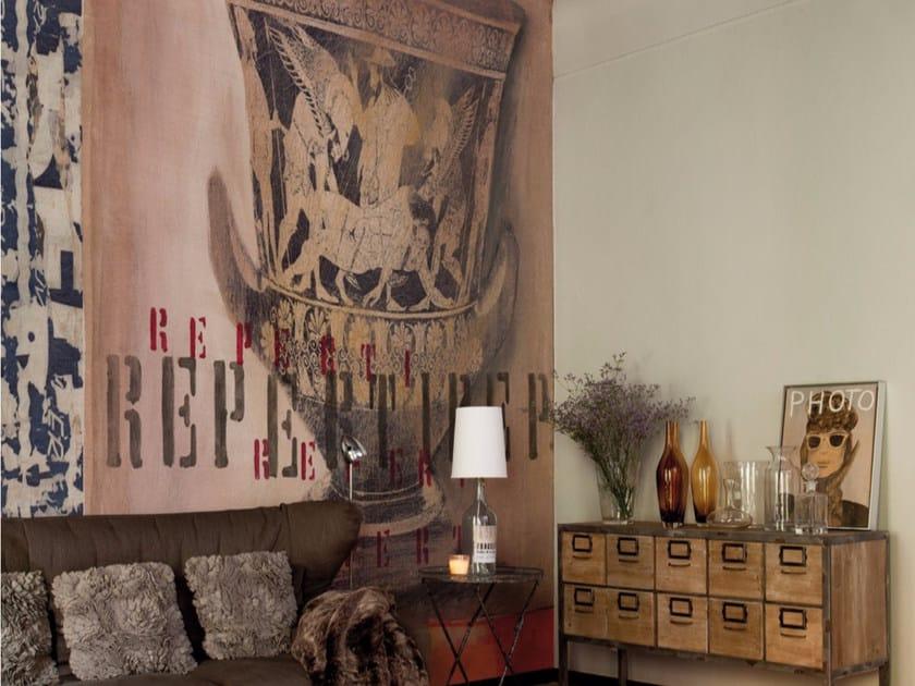 Artistic wallpaper OSTRAKON - Inkiostro Bianco