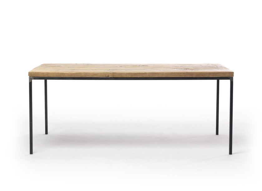 Rectangular spruce table OTELLO | Table - Vontree