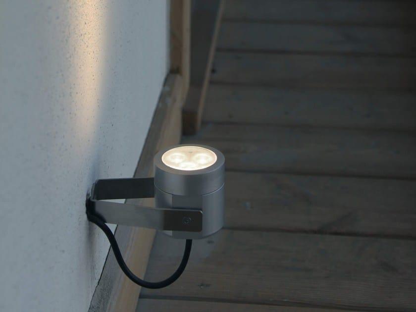 LED aluminium light projector DUOMO - Brillamenti by Hi Project