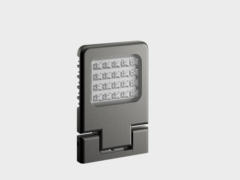 LED adjustable aluminium Outdoor floodlight LEVANTE FLOODLIGHT - Cariboni group